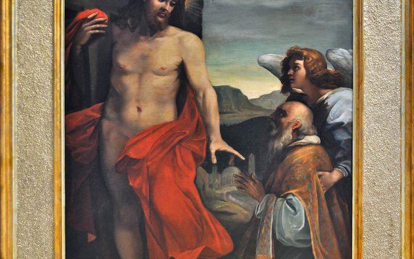 Istituto sant'Apollinare – Gesù risorto