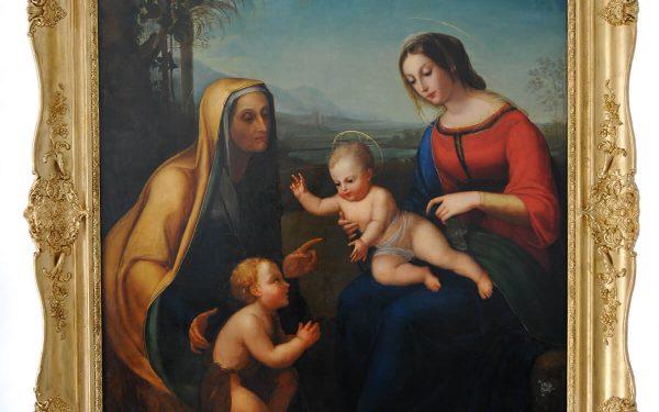 Santa Maria in Cosmedin – Madonna con bambino