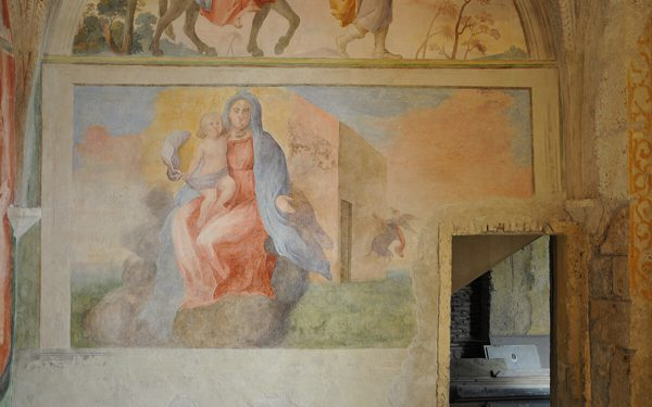 Palombara Sabina – Cappella Madonna della Neve