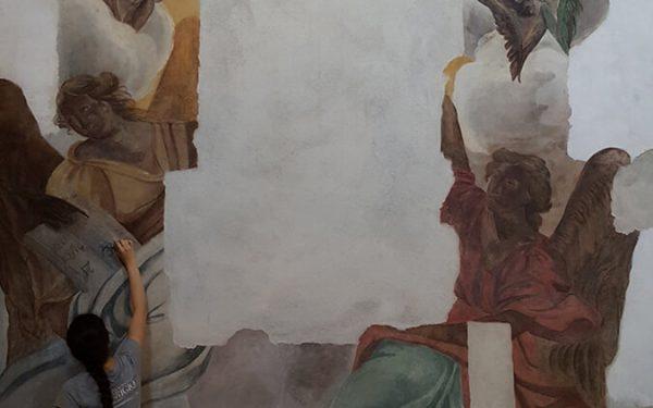 Palombara Sabina – Chiesa di San Francesco – Angeli