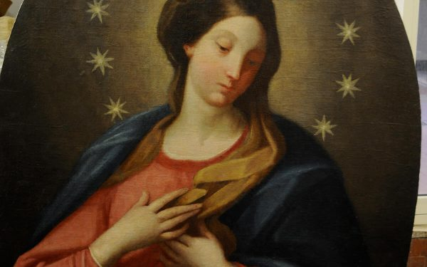 Immacolata Concezione – Chiesa di San Francesco a Palombara Sabina